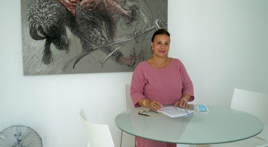 La Unidad de Trabajo Social de Santa Marta recibe 18.000 euros de Diputación para desarrollar sus funciones como unidad de referencia
