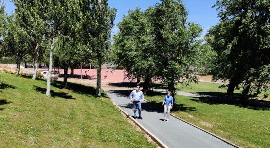 El Ayuntamiento completa la adecuación de los caminos de Valdelagua