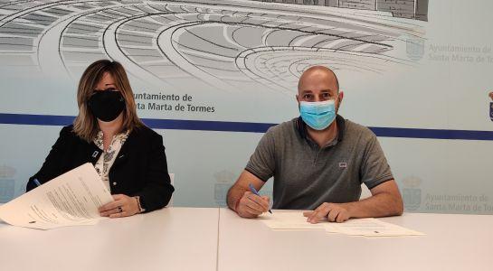 Nuevo convenio para ofrecer mejores servicios a los menores de 14 años con problemas de visión