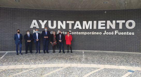 El Museo de Arte Contemporáneo incorpora el nombre de José Fuentes y amplía su colección con nuevas obras