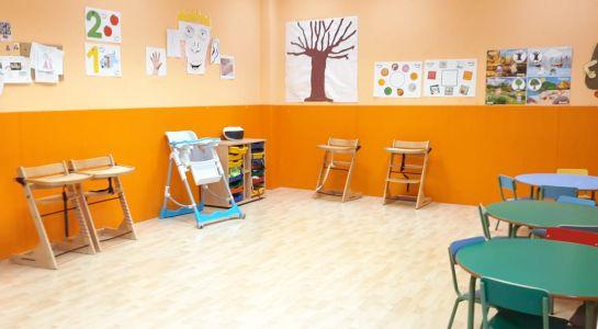 Todavía quedan plazas para la Escuela Infantil de Santa Marta ¡Conócela!