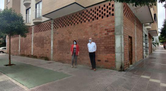 El Ayuntamiento reforma los locales de María la Brava para convertirlos en archivo municipal