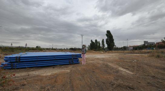 Comienzan las obras de renovación de la red de abastecimiento en diferentes calles de Aldebarán