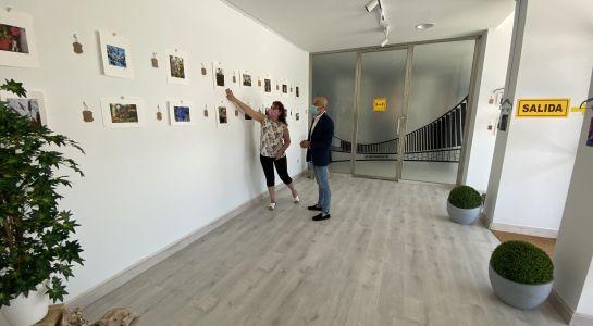 El Ayuntamiento mejora la Sala Protagonistas para ofrecer un espacio expositivo más moderno y atractivo