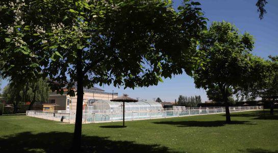 Apertura de las piscinas municipales