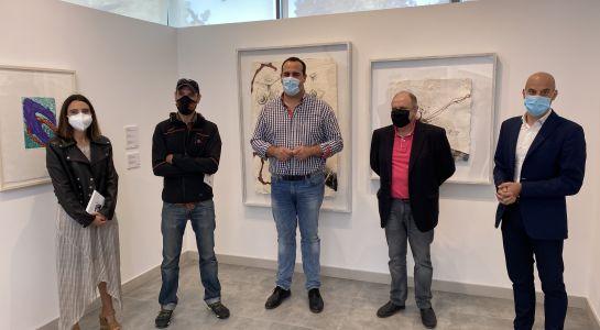 Nueva exposición de Rafa Gómez para la Sala Miguel Delibes