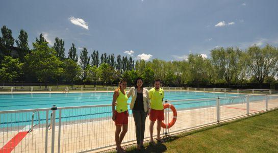 La piscina municipal abre su temporada de verano el próximo 12 de junio