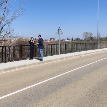 Final de obras Camino del Canal (4)